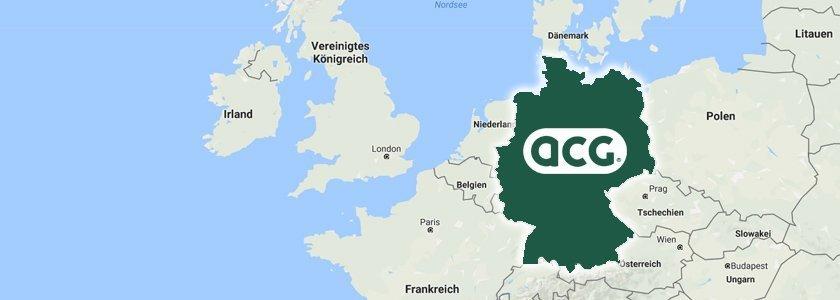 ACG-houtklovers-Duitsland