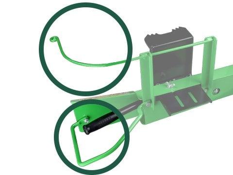 Houtklover-8-TON-ECO-armbescherming