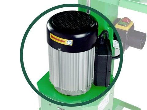 Houtklover-8-TON-ECO-motor