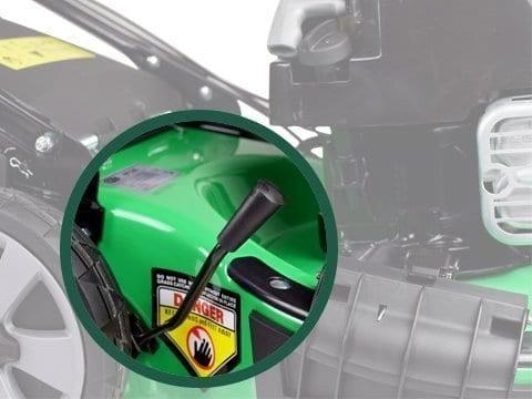 Grasmaaier-benzine-51cm-centralehoogte-instelling