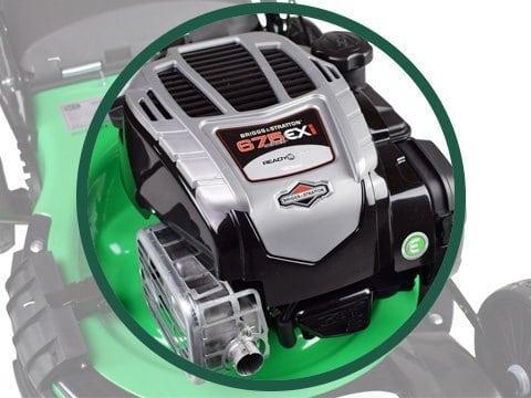 Rasenmäher-Benzin-51cm-Motor