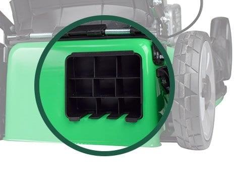 Grasmaaier-benzine-51cm-mulching-plug