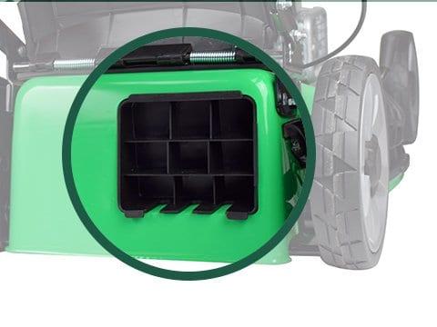 Rasenmäher-Benzin-51cm-Mulchstopfen