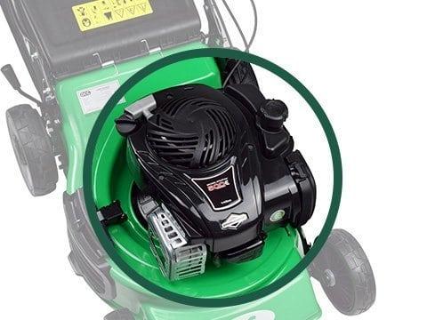 benzine-grasmaaier-ACG46-BASIC-motor