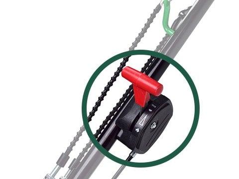 benzine-grasmaaier-ACG46-BASIC-snelheid