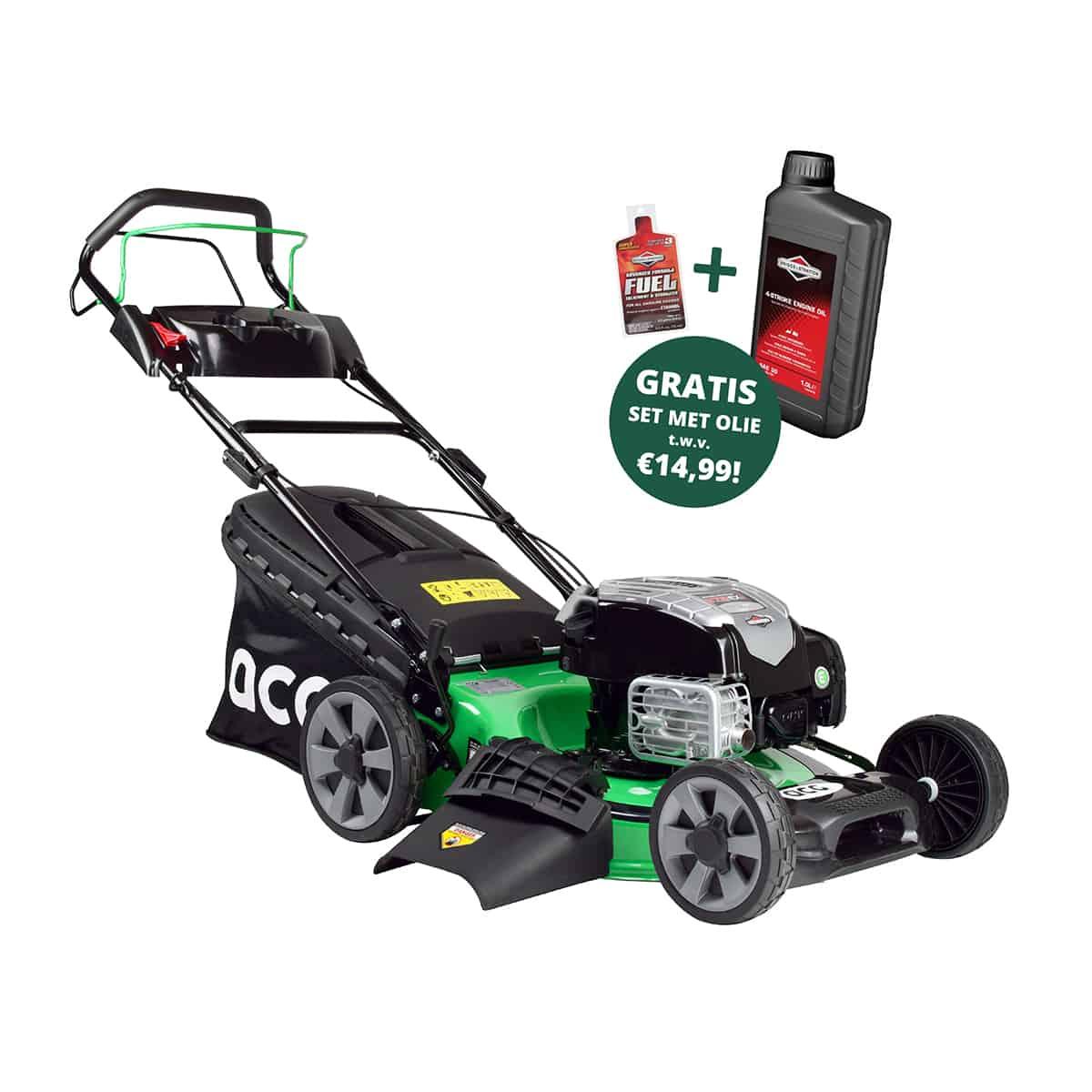 Benzin-Rasenmäher der Marke ACG  mit 51 cm Mähdeck