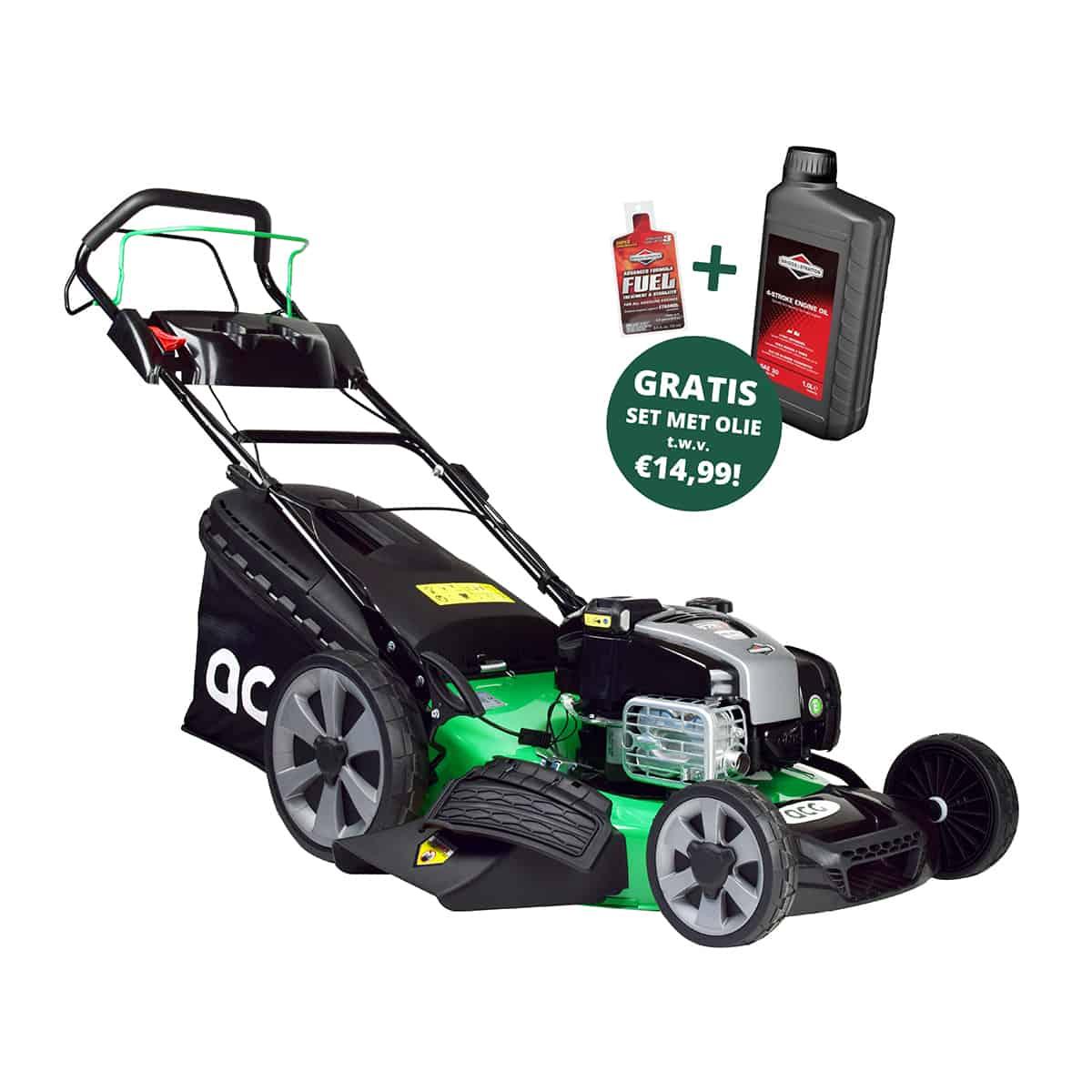 Benzin-Rasenmäher 53 cm von der Marke ACG