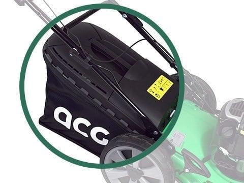 benzinemaaier-ACG53-COMFORT+-opvangzak
