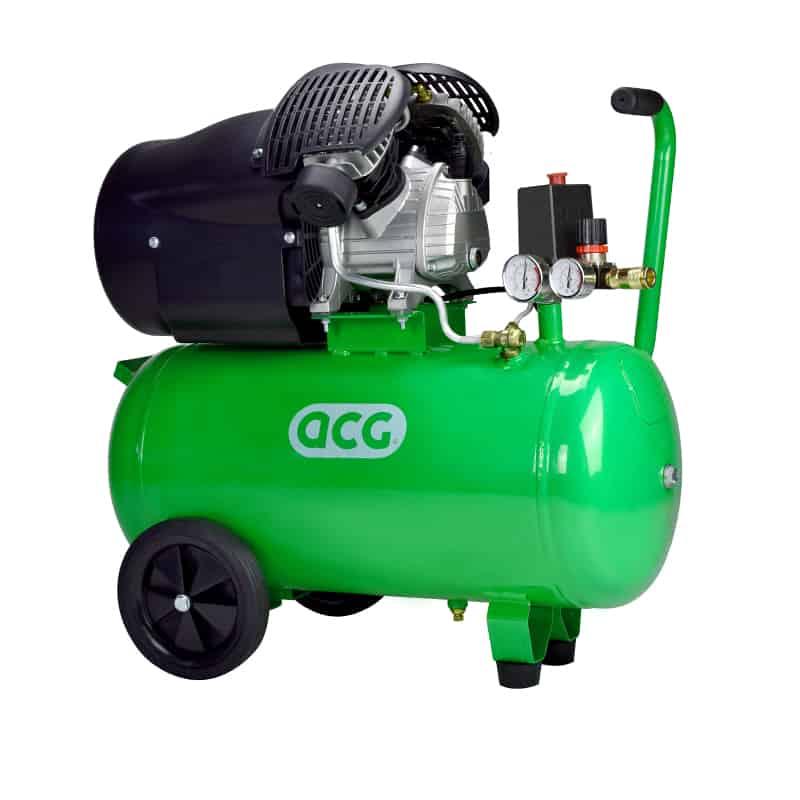 Compressor twee cilinders