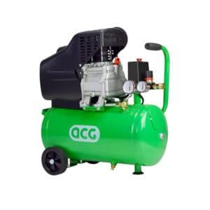 Productfoto luchtcompressor 24 liter 10 bar
