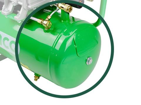 lucht-compressor-ACG24-10-BASIC-luchtreservoir