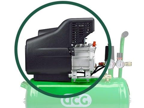 lucht-compressor-ACG24-10-BASIC-motor