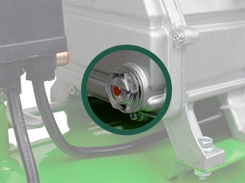 lucht-compressor-ACG24-10-BASIC-oliepeil