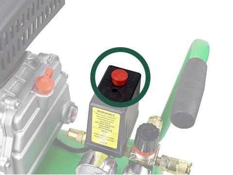 lucht-compressor-ACG24-10-BASIC-schakelaar