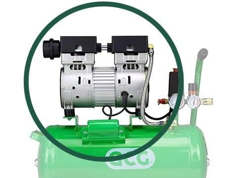 lucht-compressor-ACG24-8-SILENT-motor
