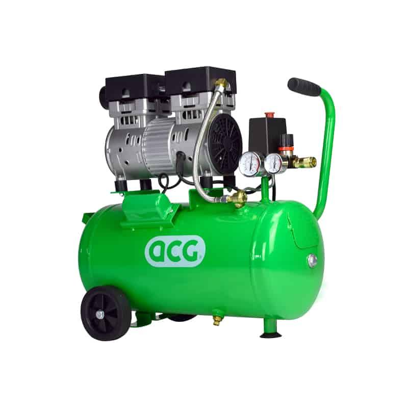 olievrije luchtcompressor