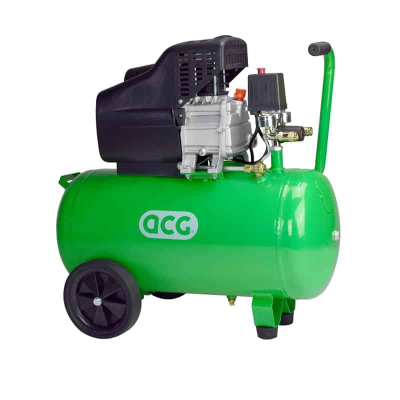 Lucht compressor 50 liter 10 bar
