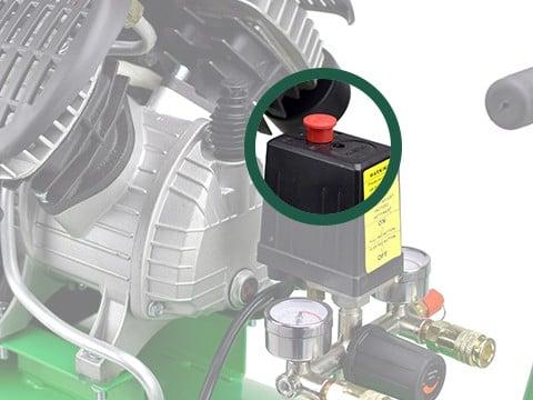 lucht-compressor-ACG50-10-SUPER-schakelaar