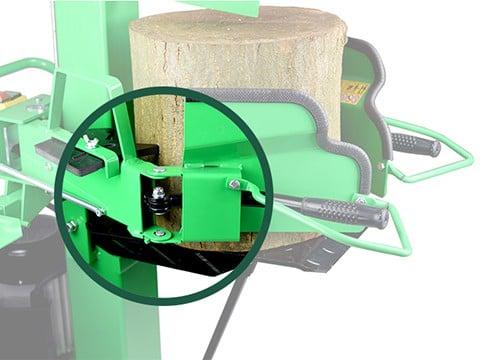Houtklover-8ton-gepatenteerde-klaparm