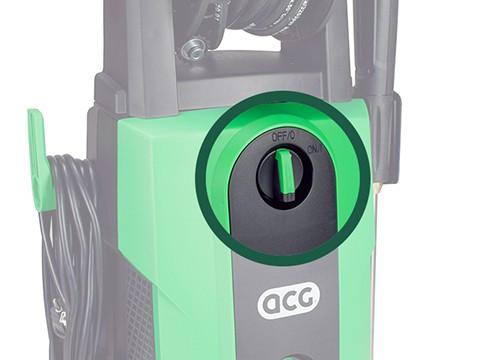 Hogedrukreiniger-ACG3200-225-COMFORTPRO-schakelaar