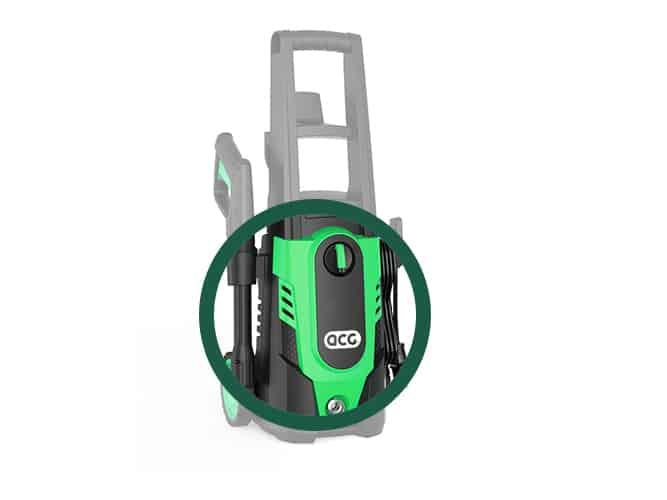 Hochdruckreiniger-ACG1600-135-BASIC-Motor