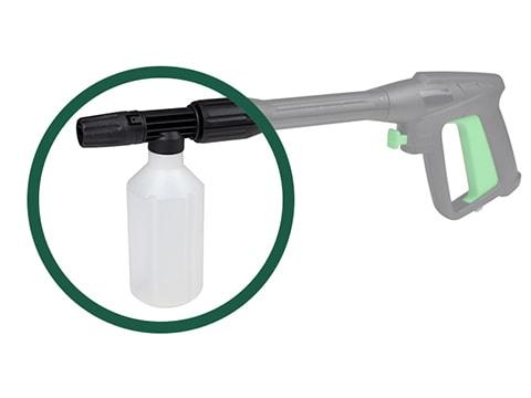 Hochdruckreiniger-ACG1600-135-BASIC-Seifenbehälter